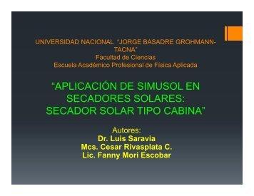 UNIVERSIDAD NACIONAL JORGE BASADRE GROHMANN ...