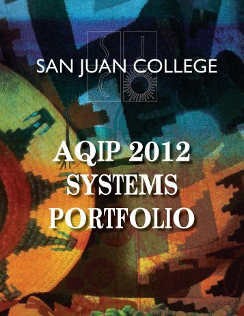 View the report (PDF File) - San Juan College