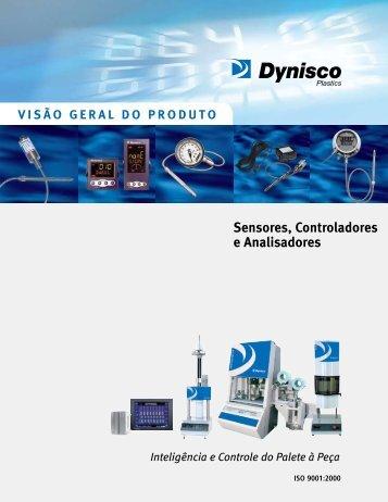 sensores, Controladores e analisadores - Digitrol