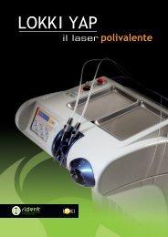il laser polivalente - Rident