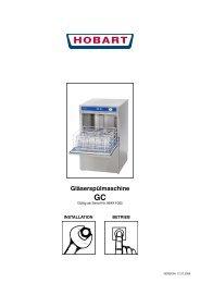 GC-Serie - ab Serial-Nr. 8649 1065