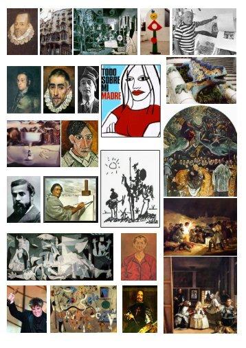 Les arts en Espagne.