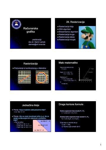 Računarska grafika