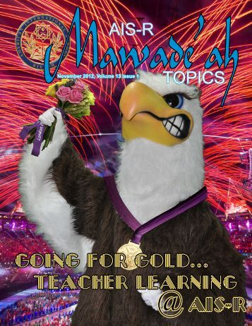 Mawade'ah November 2012.pdf - American International School ...