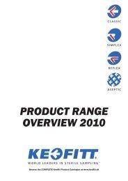 keofitt classic w9 sampling valve, intro