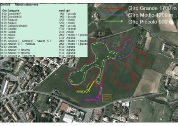 5/7-04-2013 Acqui T- Campionati Italiani corsa ... - Atletica Cairo
