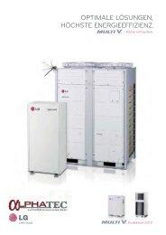 LG Multisplit Katalog - ALPHATEC Klimatechnik GmbH