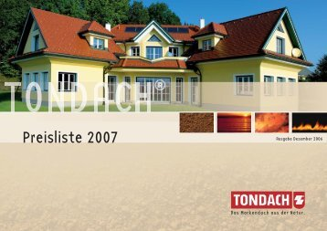 Preisliste Gleinstätten 2007-3 - Dachziegel-shop.at