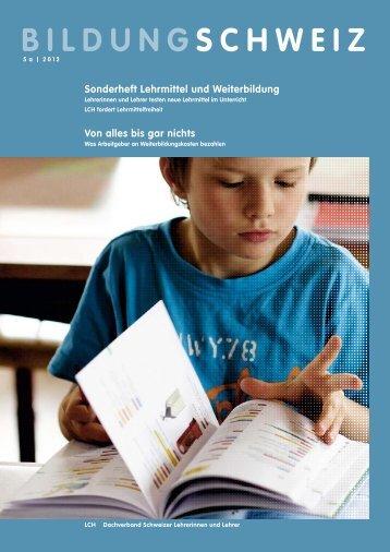 Heft 05a/2012 - beim LCH