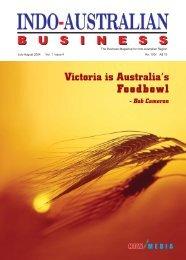 Victoria is Australia's Foodbowl - new media