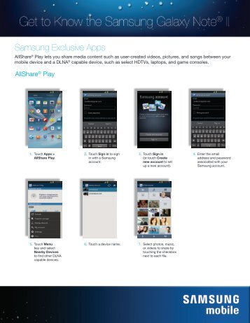 Samsung Exclusive Apps - US Cellular
