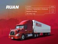 Benefits Presentation - Ruan