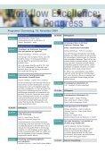Workflow Excellence: Congress - Mittelhaus - Seite 3