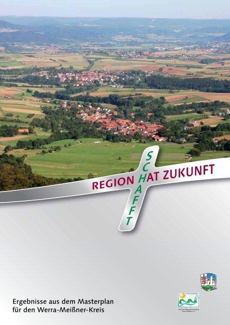Region schafft Zukunft - Verein für Regionalentwicklung Werra ...