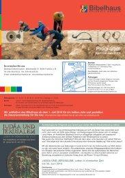 Programm - RPI der EKHN