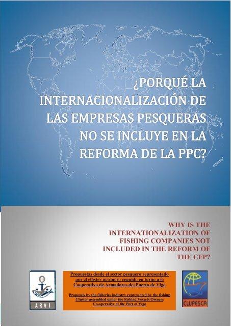 ¿porqué la internacionalización de las empresas pesqueras ... - Arvi