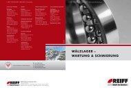 Mapro-Flyer Wälzlager Wartung und Schmierung - Roller Belgium