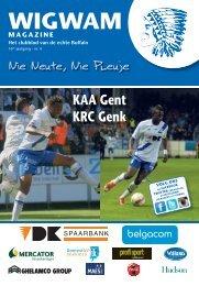 KRC Genk - KAA Gent