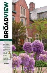 Spring 2012 - MSU Full-Time MBA - Michigan State University