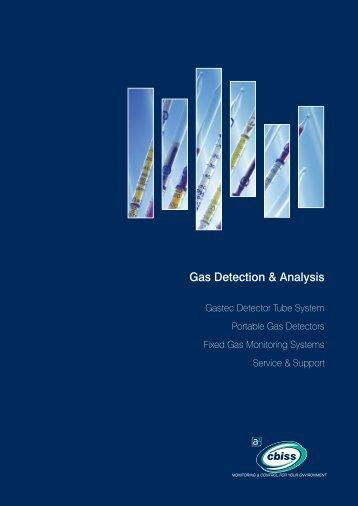 Gas Detection Brochure - A1 Cbiss