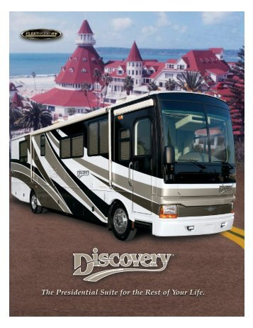 2003 Brochure - Discovery Owners
