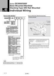 Individual Wiring Smc Etech