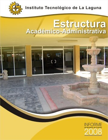 IRC Estructura Academico-Administrativa - Instituto Tecnólogico de ...