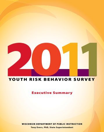 youth risk behavior survey - Student Services / Prevention and ...