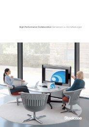 Collaboration Broschüre - Steelcase