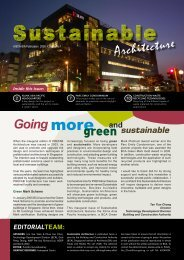 green sustainable - Building & Construction Authority