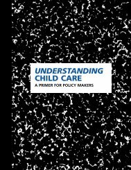 Child Care Primer - California Center for Research on Women ...