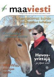 2/2010 - ProAgria Oulu