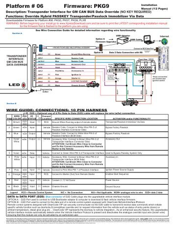 #06-PKG9 v1 ENHANCED sd200605... - Audiovox Tech Services