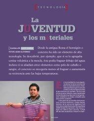jUVENTUD - Instituto Mexicano del Cemento y del Concreto