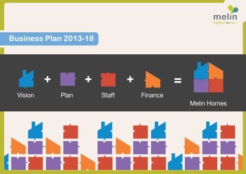 Business Plan 2013-18 - Melin Homes