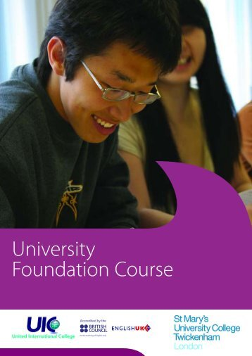 UIC Foundation brochure 4