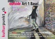 outside Art 1 Basel - vom Wolf in der Säule