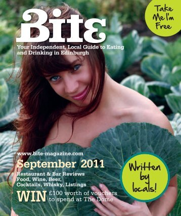 Download September 2011 - Bite Magazine