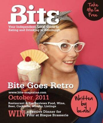 Download October 2011 - Bite Magazine