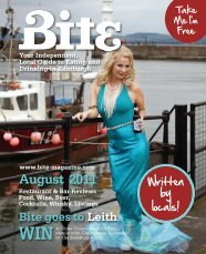 Download August 2011 - Bite Magazine