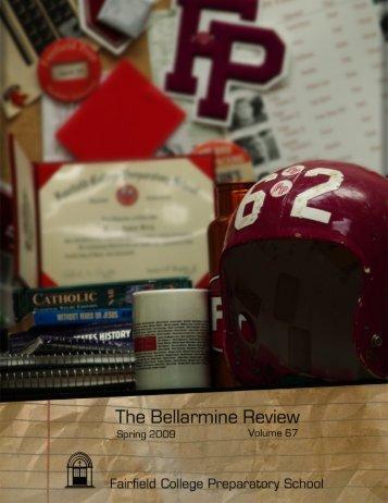The Bellarmine Review - Fairfield College Preparatory School
