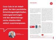 Update 2012: Arbeitsplatz (PDF, 283 KB) - Coca-Cola ...