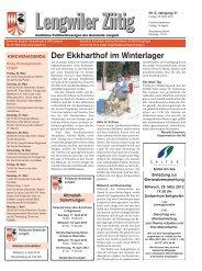 Ausgabe vom 23. März 2012 [PDF, 1.00 MB] - Gemeinde Lengwil