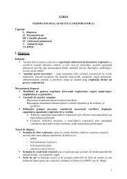 Curs respirator - OvidiusMD