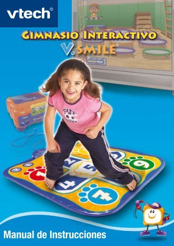 Gimnasio Interactivo - Console V.Smile