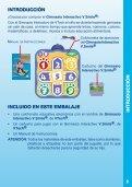 Gimnasio Interactivo - Console V.Smile - Page 3