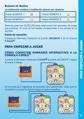 Gimnasio Interactivo - Console V.Smile - Page 5