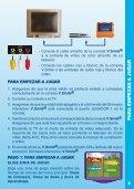 Gimnasio Interactivo - Console V.Smile - Page 7