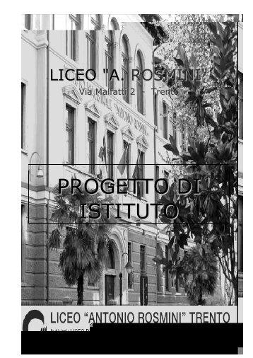 Scarica in formato PDF - A. Rosmini