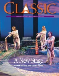Northwestern College | Classic magazine summer 2004